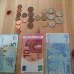 フランスのお金の話